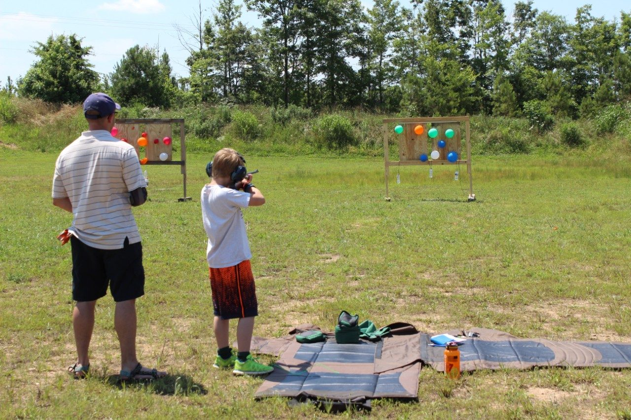Dinwiddie Fun Shoot Competition